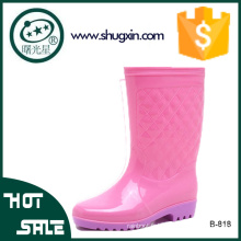 femmes plat chaussures de pluie femmes chaussures bottes de pluie