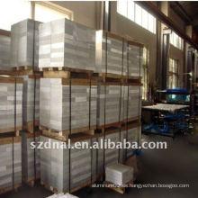 Hoja / placa de aluminio 3004 semi-recocido