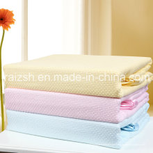 Baby-Bambus-Sommer-kühle Breathable Decke 100 * 120cm