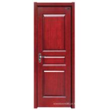 Porta interior de madeira (Hdb-003)