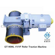GT140WL VVVF Roller ascenseur composant/Machine