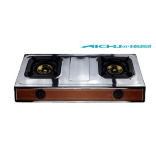 2 Burners Portable Natural Gas Stove