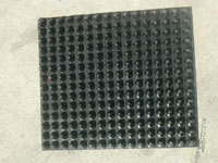 JRA Rubber Conical Absorber