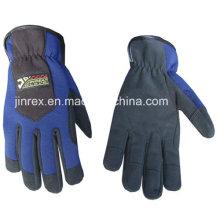 Förderung-Vollfinger-Bau, der mechanische Sicherheits-Hand schützt, schützen Handschuh