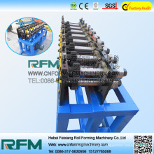 FX used metal water round downspout gutter roll forming machine