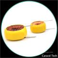 inductancia de filtro de anillo de alta potencia para placa de circuito