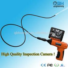 3,9 mm Snake Eye Inspektionskamera mit Farbe 3,5 Zoll LCD