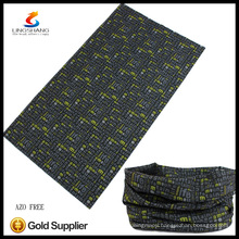hot wholesale multi use custom seamless headwear sport neck tube bandana