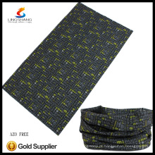 atacado quente multi-uso personalizado sem costura headwear sport neck tubana bandana