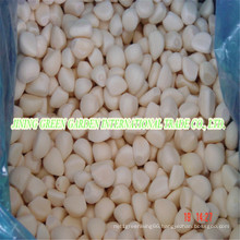 2015 New Crop, Chinese Fresh Garlic Frozen Peeled Garlic