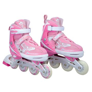 CE Aprovado Inline Skate Shoes Tamanho ajustável