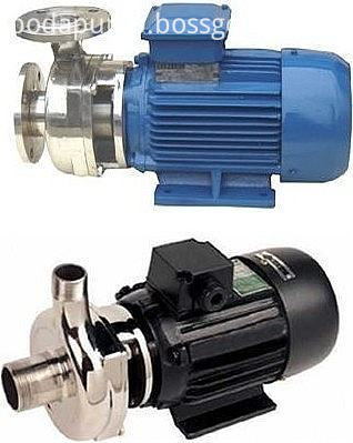 SFB SFBX stainless steel corrosion resistant centrifugal pump 4