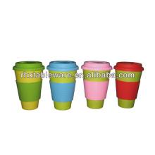 100%natural bamboo cup