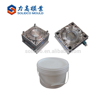 Cheap And High Quality Professional Manufacturer Plastic Injection Mould Oem Paint Bucket Mold