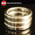 Junta de juntas de metal (Série R OVAL) API 6A para flange
