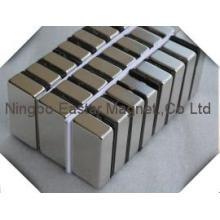 Imán permanente de alta calidad neodimio bloque