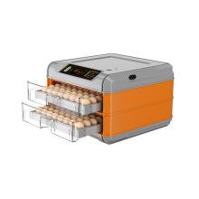 Fully automatic multi-function incubator drawer small egg hatchery machine