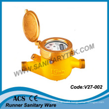 Multi Jet Dry/Wet Type Water Meter (V27-002)
