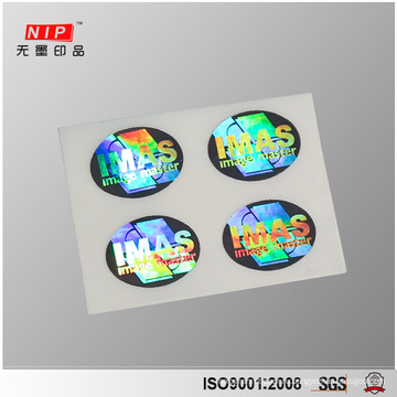 Anti-fake Serial Number Hologram Printing Labels