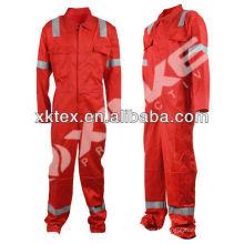 vêtements de travail ignifuges pour l'industrie pétrolière et gazière
