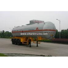 58000l Lpg Liquefied Petroleum Gas Tanker Truck Storage Semi Trailer 58.3 Cbm