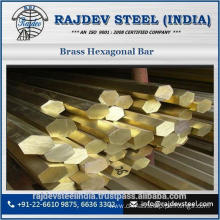 Good Quality Brass Hexagonal Bar for Factory Use