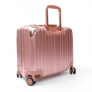 Bagasi Laptop Shell Trolley Hard Luggage