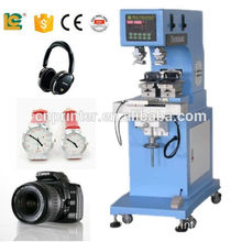 high quality semi-auto 2 color machine