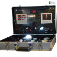 Customize LED Demo Case for Different AC&DC LED Lamps