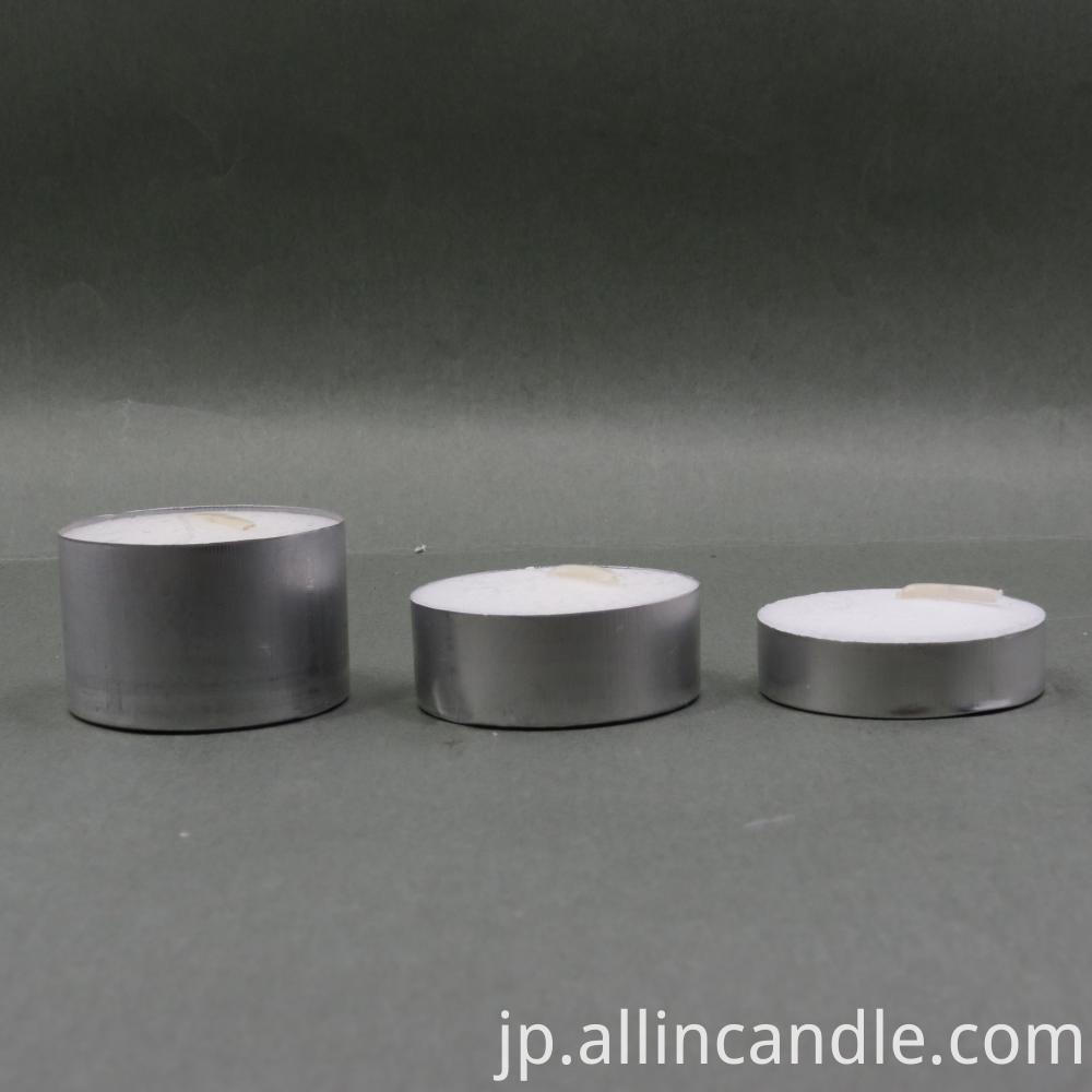 Smokeless Tea Candles