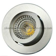 Pièces de lampe de moulage mécanique sous pression, aluminium moulage mécanique sous pression