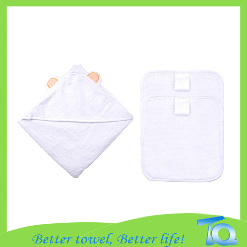 Baby Hooded Towel 38