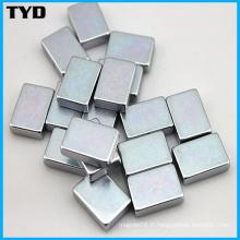 Aimants bloc-néodyme N35 N42