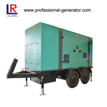 200kw/250kVA Silent Diesel Portable Power Generator with ATS
