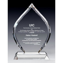 Everlasting Flame Plaque Award (NU-CW953)