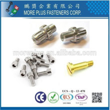 Taiwan Stainless Steel Carbon Steel Bicycle Parts Bike Accessory Bicycle Screw