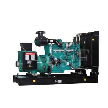 Aosif 50Hz 300kw Industrial Duty Cummins Diesel Engine & Leory Somer Alternator Generator Set