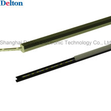 DC24V 4.8W LED Cabinet Light of Rigid Strip with Housing