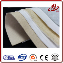 Filter material needle punched fabric