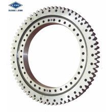 Grande rolamento de anel de giro com estrutura de combinação de esfera / rolo (121.50.6000.990.41.1502)