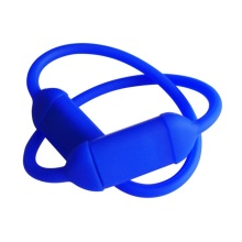 Многоцветный 16GB Wristband USB 2.0 Flash Drive