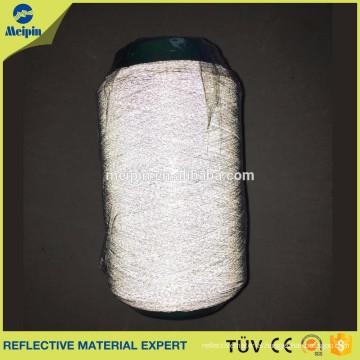 reflective thread /refelctive mercerized cotton yarn