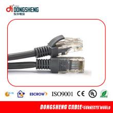 Câble de connexion FTP Cat5e de haute qualité 3m Types de couleurs avec prix d'usine