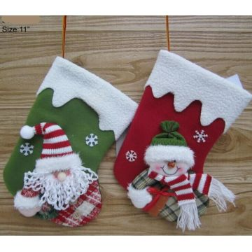 Cute cartoon classic Christmas stockings gift