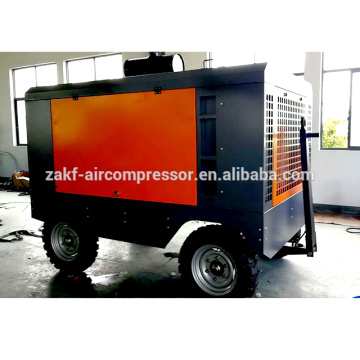 90kw 125hp direct air cooling compressor price