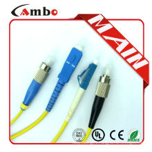 Cheapest Price OM2 DX Simplex Fiber Jumper lc pc sc apc patch cord