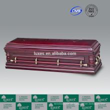 LUXES completo sofá caixão aberto longevidade-Lotus caixões personalizados