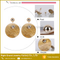 Indian Earring Light Weight Fancy Stud Earring CCB New Model Stud Earring