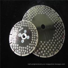 Precio competitivo hoja de corte eléctrico de mármol de la sierra eléctrica