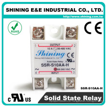 SSR-S10AA-H AC Power Solid State Alta qualidade elétrico 24V Relay